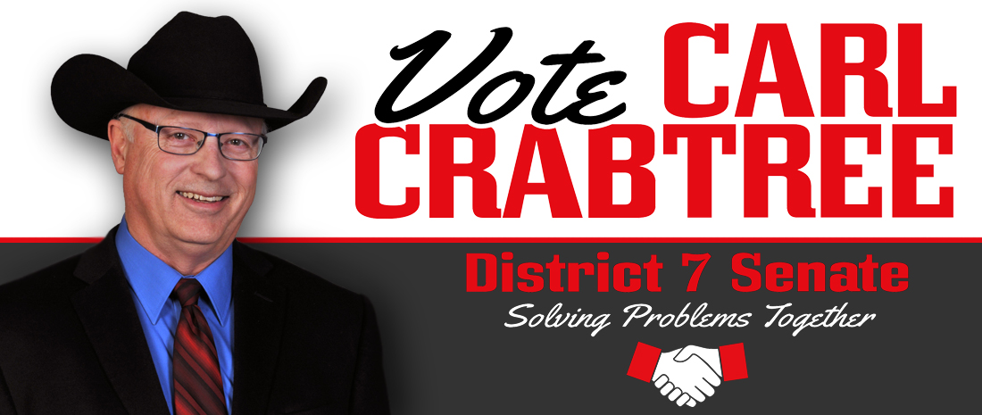 Carl Crabtree for Senate