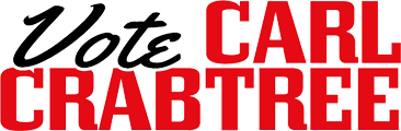 Carl Crabtree for Senate Logo